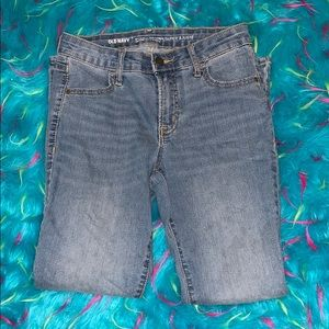 Mid-Rise Old Navy Jeans